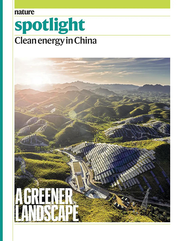 Nature Spotlight Clean energy in China